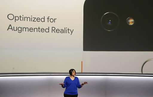 Google vies to make even smarter phones, speakers, cameras