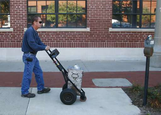 Oklahoma City, where parking meters began, modernizes system