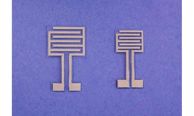 Researchers develop wearable, low-cost sensor to measure skin hydration