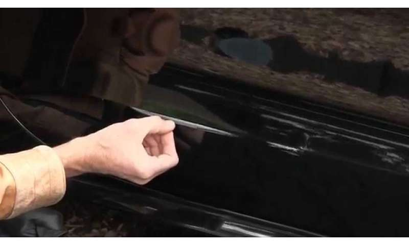 Research Team Discovers Rubber Material That Could Lead To Scratch-Proof Paint For Car - Electronics Featured Graphene