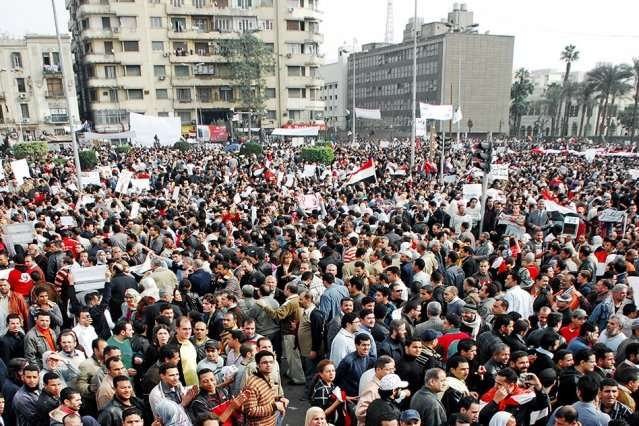 Study shows how seriously investors took the possibility of a democratic revolution during Egypt's Arab Spring