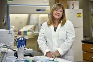 Researcher studying air pollution and risk for heart attack and stroke