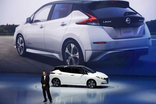 Nissan adds range to cheaper Leaf, but new drivers are key
