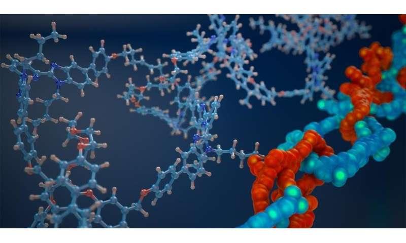 Scientists craft world's tiniest interlinking chains