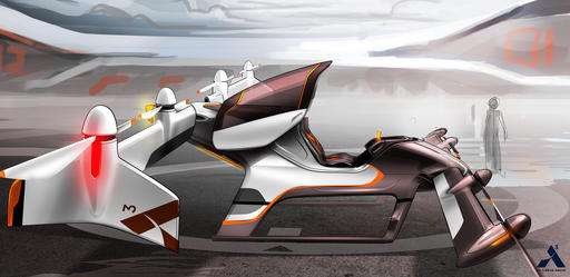 A commuter's dream: Entrepreneurs race to develop flying car