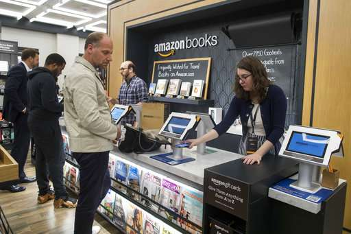 Amazon joins the $1,000 club