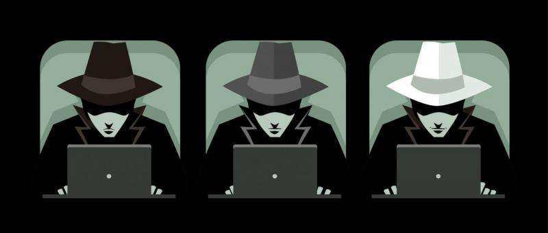 An ethical hacker can help you beat a malicious one