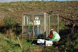 Biotechnology researchers turn to landfill sites