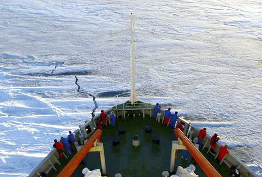 China urges balance on environment, economy in Antarctica