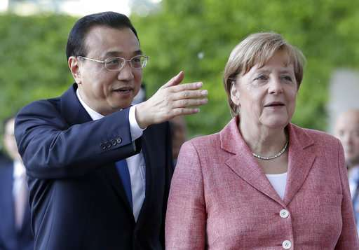 EU official: EU, China to reaffirm support for climate pact