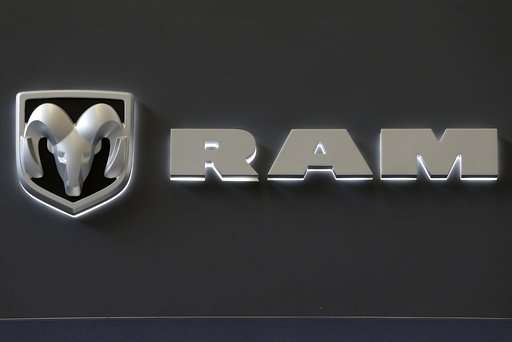 Fiat Chrysler recall: pickup air bags, belts may be disabled