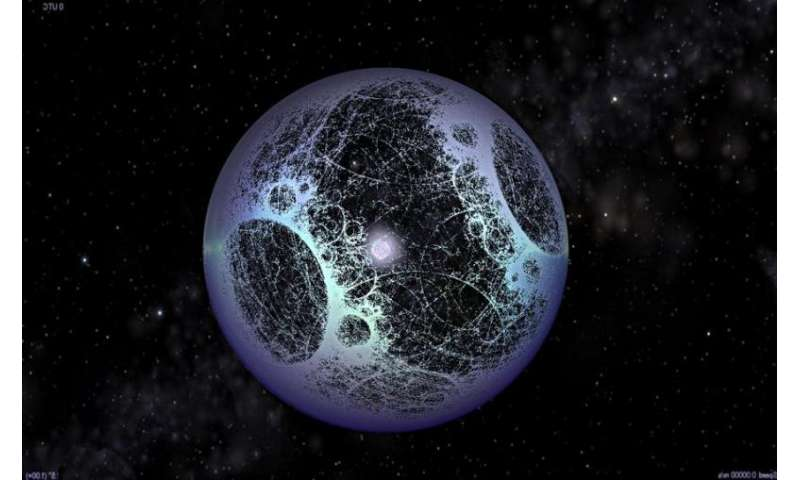 Finding alien megastructures around nearby pulsars