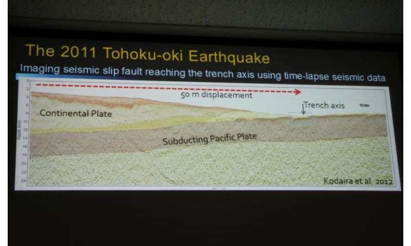 Going deep to learn the secrets of Japan's earthquakes