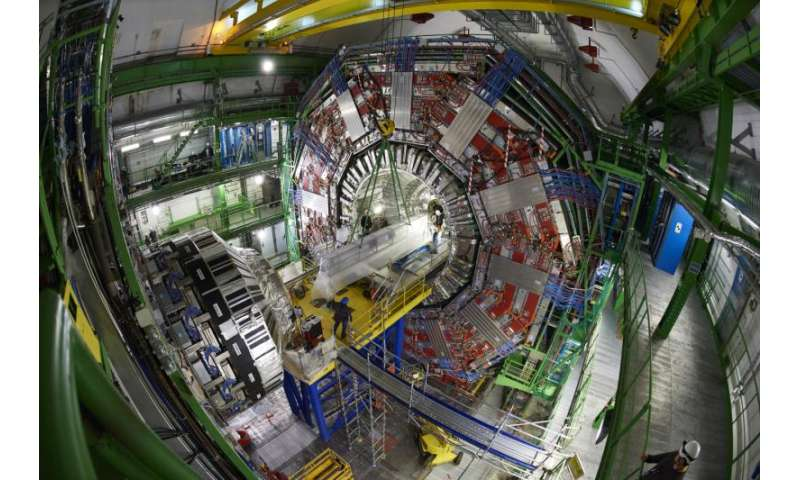Here's what open-heart surgery at the LHC looks like