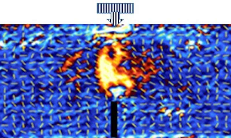High-tech sensing illuminates concrete stress testing