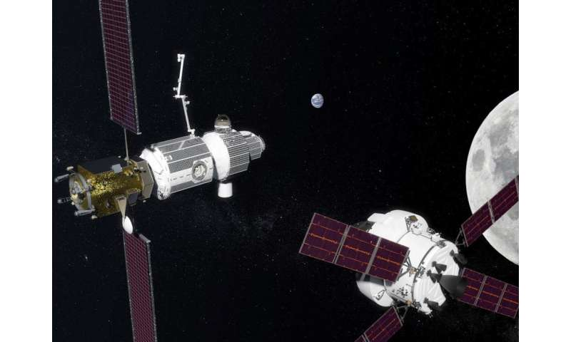 How a new orbital moon station could take us to Mars and beyond