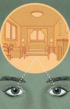 How our brains can recognize previously unseen scenes, objects or faces in a fraction of a second