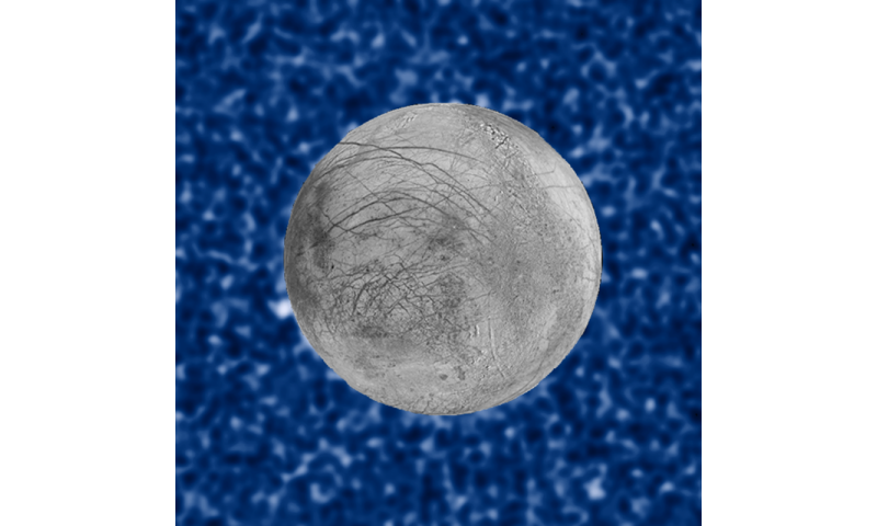Hubble spots possible venting activity on Europa