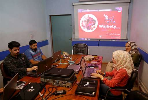 Iraqi entrepreneurs find business success in smartphone apps