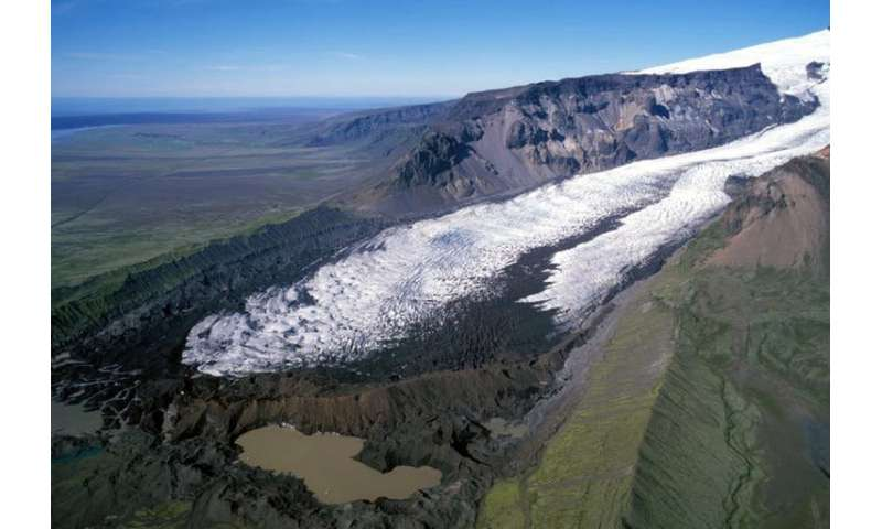 Is Iceland's tallest volcano awakening?