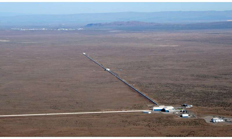LIGO and Virgo observatories jointly detect black hole collision
