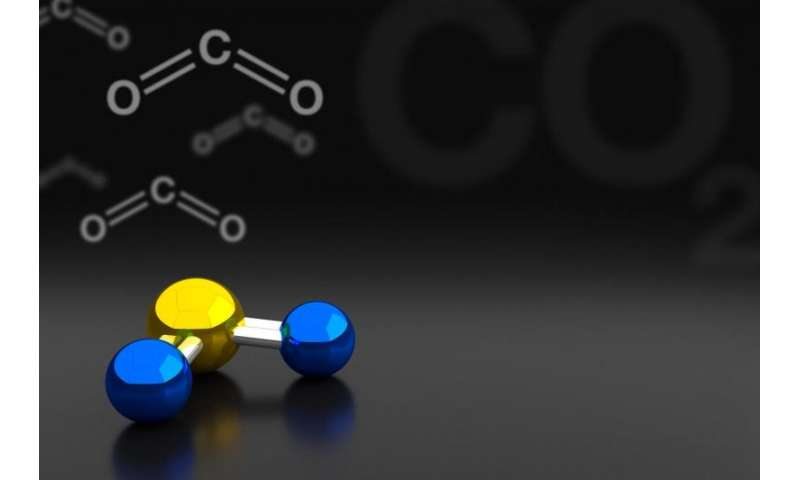 Making molecules that twinkle