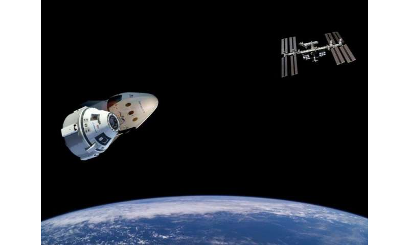NASA orders additional astronaut taxi flights from Boeing and SpaceX to the ISS