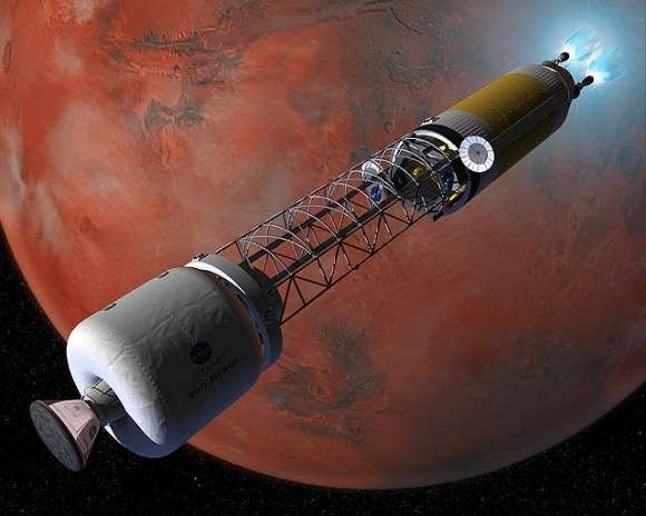 NASA Reignites Program for Nuclear Thermal Rockets
