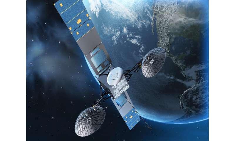NASA's TDRS-M space communications satellite begins final testing