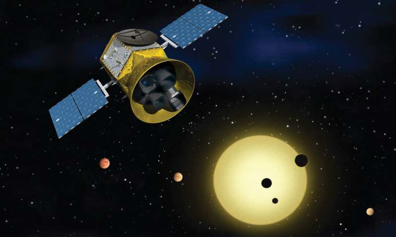 NASA's Transiting Exoplanet Survey satellite passes critical review