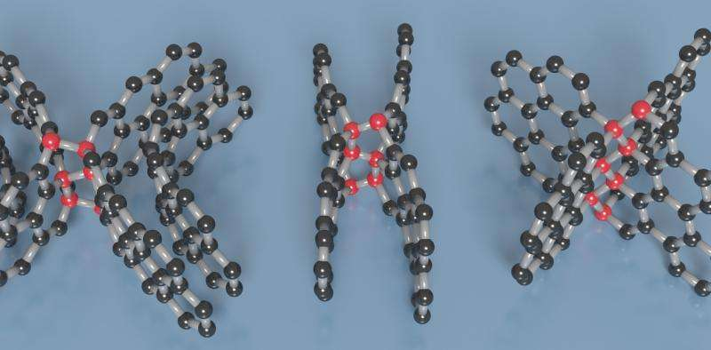 New form of carbon discovered that is harder than diamond but flexible as rubber