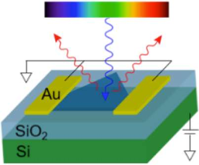 New results reveal high tunability of 2-D material, provide most precise band gap measurement for monolayer moly sulfide