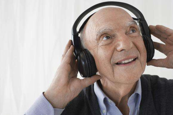 Personalized music may help nursing home residents with dementia