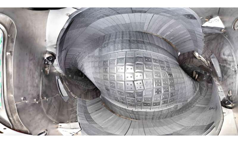 PPPL physicists essential to new campaign on world's most powerful stellarator