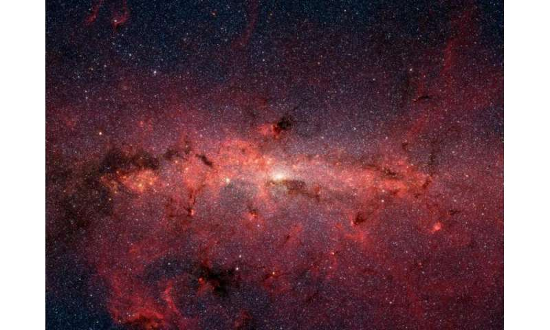 Project brings Milky Way's ionized hydrogen into focus