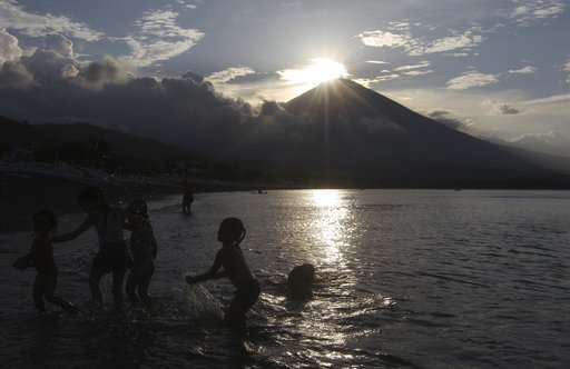 'Ring of Fire' volcanos remind Asia of seismic peril