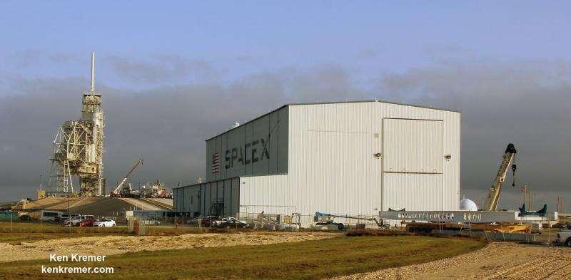 SpaceX shuffles Falcon 9 launch schedule