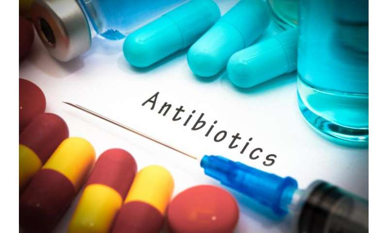 Study finds one in five hospitalized adults suffer side effects from prescribed antibiotics