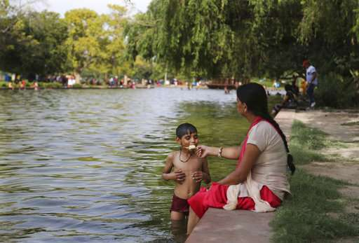 Study: India's rising temperatures are already deadly