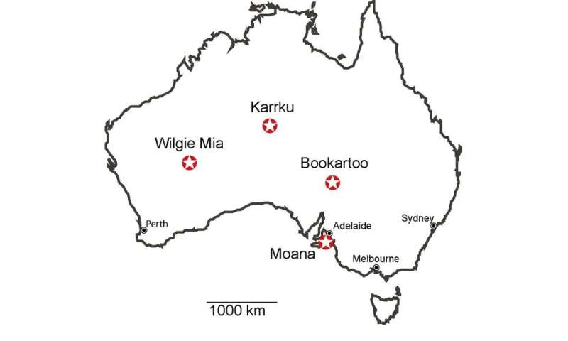 Tracing Indigenous Australian ochre sources via microbial 'fingerprinting'