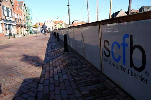 Water wizards: Dutch flood expertise is big export business