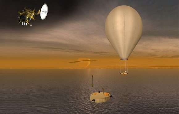 What about a mission to Titan?