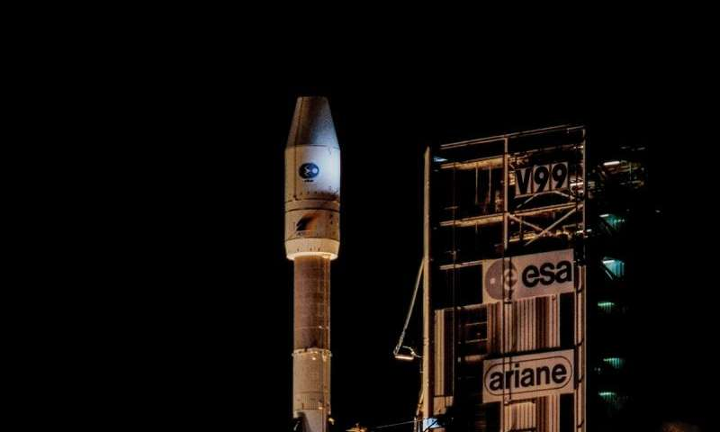 Where old satellites go to die