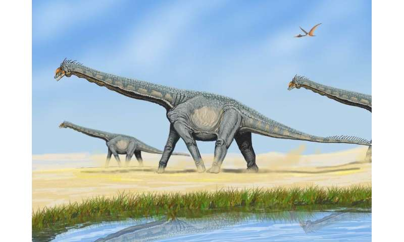 New research shows dinosaur dung fertilizes planet