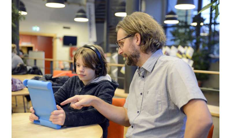 New research shows that apps, technology and modern teaching skills work for children with reading disabilities
