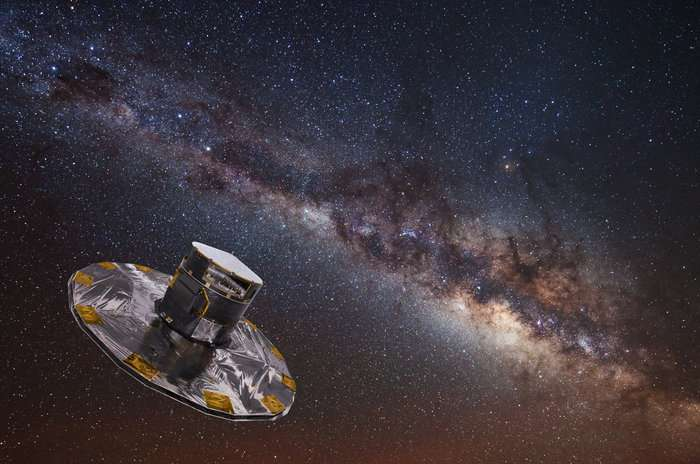 Researchers analyze chemical composition of the newly discovered star cluster Gaia 1