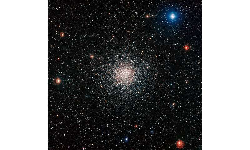 Researchers investigate chemical composition of globular cluster NGC 6362