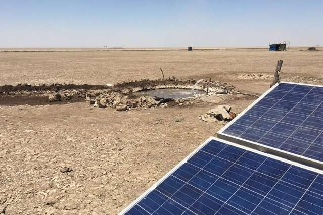 Researchers release evaluation of solar pumps for irrigation and salt mining in India