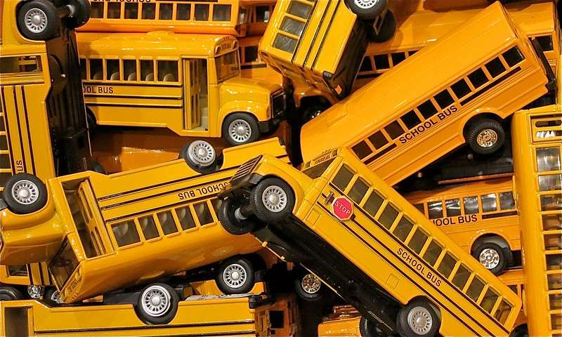 A better way to calculate school bus routes