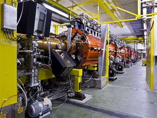 Accelerating particles—but not just for the LHC